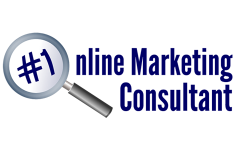 Online Marketing Consultant Logo