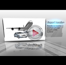 Edinburgh Airport Transfers Video