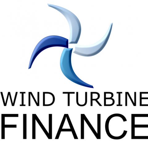 Wind Turbine Finance Logo