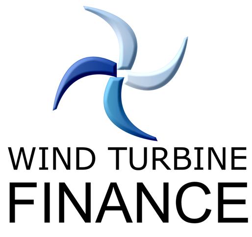 Wind Turbine Finance Logo