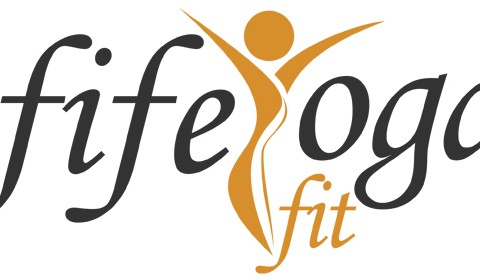Fife yoga fit logo