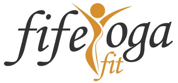 Fife yoga fit logo