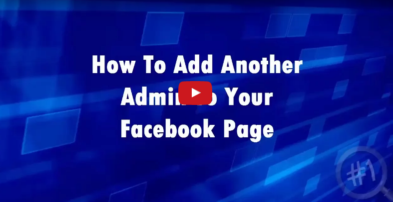 How To Add Admin To Your Facebook Business Page (video)