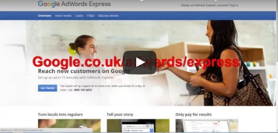 Adwords Express vs Adwords Original dashboard | by Ben Laing