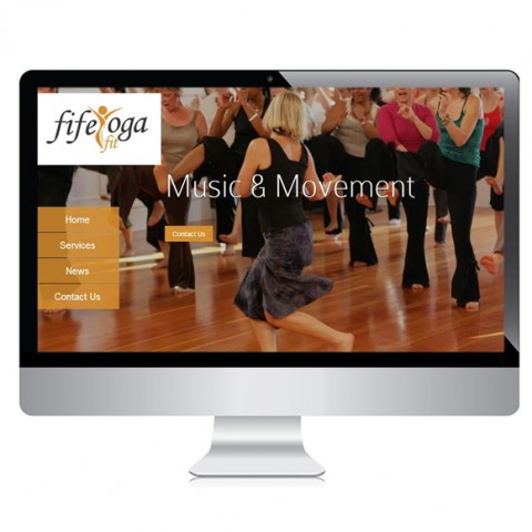 Fife yoga fit website