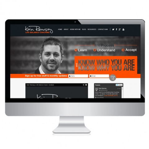 Kain Ramsay website