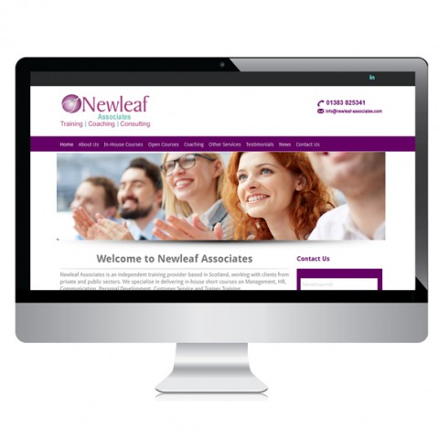 Newleaf Associates Website