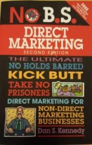 direct marketing dan kennedy