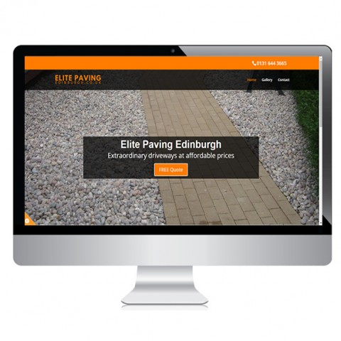 Elite Paving Edinburgh