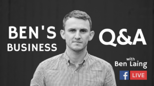 Ben Laing - ben's Business podcast