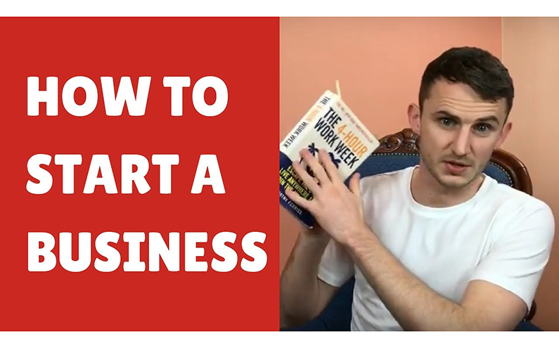 Starting A Business (without a plan) – BEN'S BUSINESS PODCAST #11
