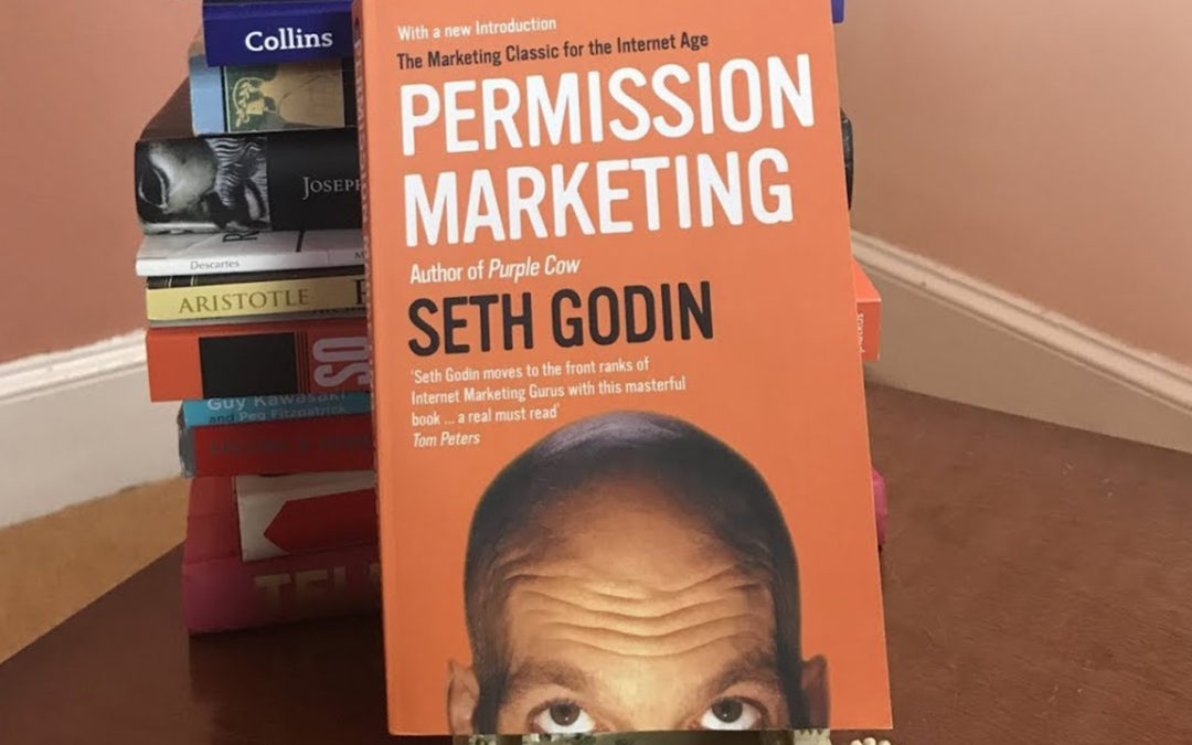 Change the objective of your website & Permission Marketing – BEN'S BUSINESS PODCAST 17