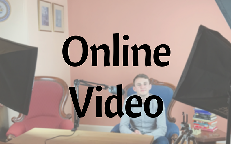 The Power of Online Video for Websites – BEN'S BUSINESS PODCAST #20