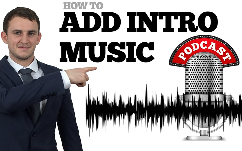 How To Add Intro & Outro Music to Your Podcasts with Camtasia Studio – Podcast Editing tips