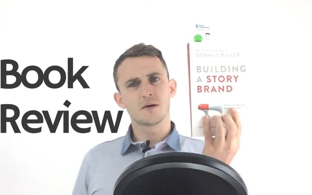 Obvious Calls To Action (Building a Story Brand Book Review) – Ben's Business Podcast #36