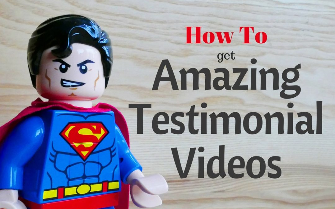 How To Get Amazing Video Testimonials – Ben's Business Podcast #37