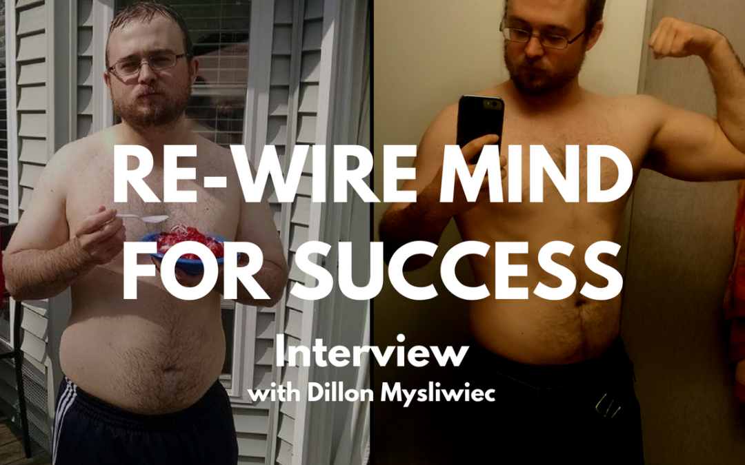 Interview with Dillon Mysliwiec on Re-wire Your Mind for Success – Ben's Business Podcast #34