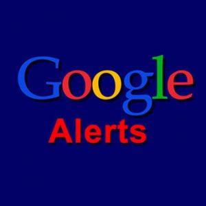 Google Alerts for socail media