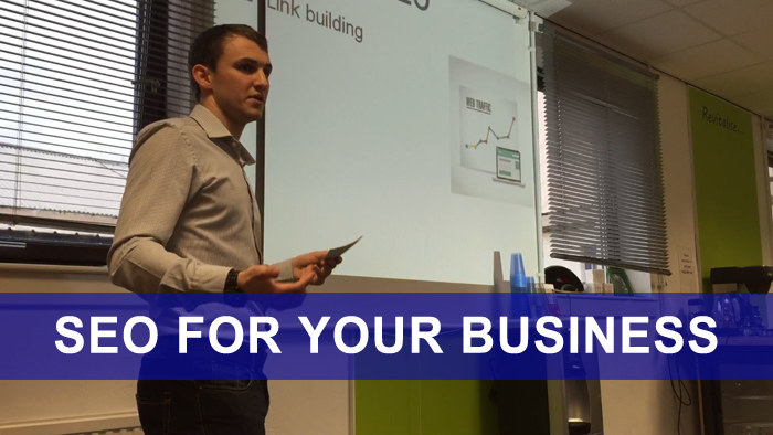 Search Engine Optimisation for your business by Ben Laing – Acorn Talks Business