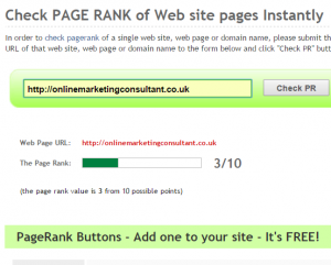PageRank Checkers