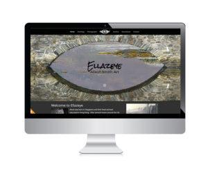 Ellazeye Desktop view