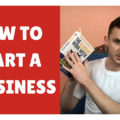 Starting A Business (without a plan) - BEN'S BUSINESS PODCAST- #11