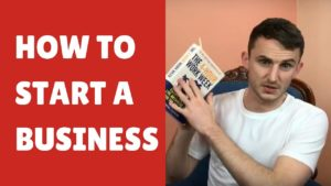 Starting A Business (without a plan) - BEN'S BUSINESS PODCAST #11