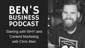 Chris Marr - Content Marketing