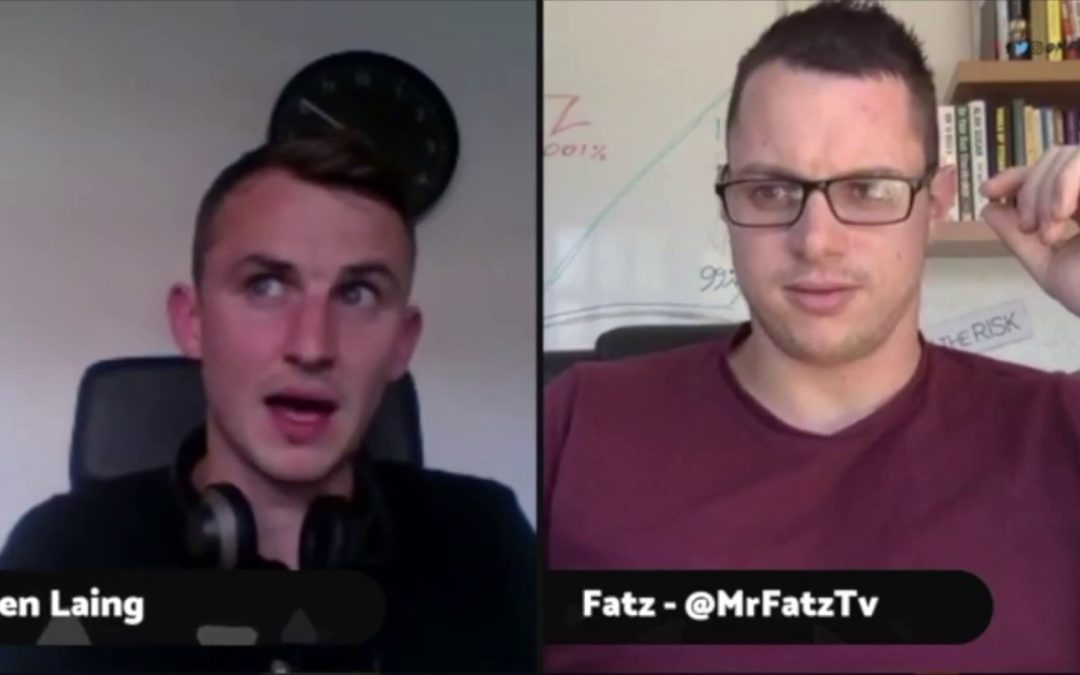 Grow Your Network with Podcasts Ben's Business Podcast #35 (Patrick long on MR FATZ TV)